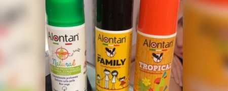 Spray Antizanzare Alontan